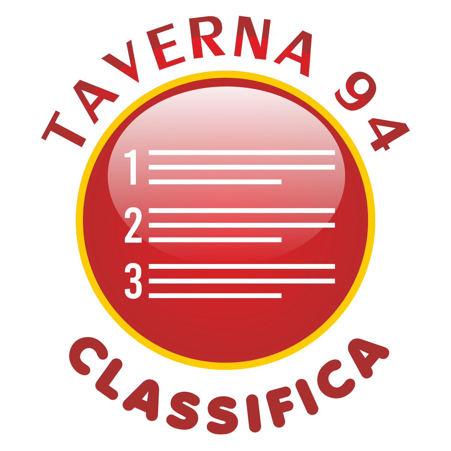 Taverna 94 Icona Classifica PNG